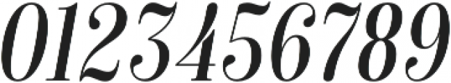 Isabel Condensed Light-Italic otf (300) Font OTHER CHARS