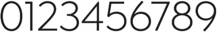 Isidora Sans otf (400) Font OTHER CHARS