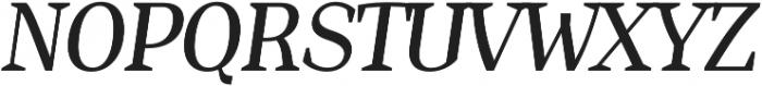 Isle Headline otf (500) Font UPPERCASE