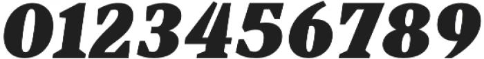 Isle Headline otf (900) Font OTHER CHARS