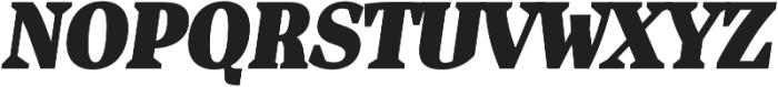 Isle Headline otf (900) Font UPPERCASE