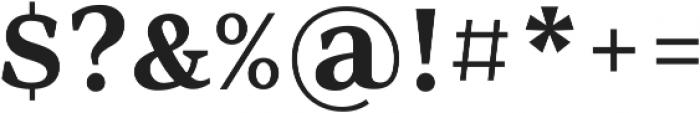 Isle Headline ttf (700) Font OTHER CHARS