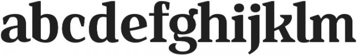 Isle Headline ttf (700) Font LOWERCASE