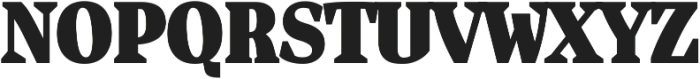 Isle Headline ttf (900) Font UPPERCASE