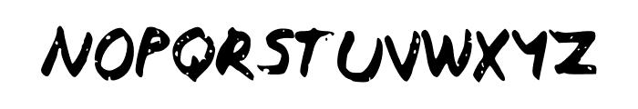 IsaacScript2 Font UPPERCASE