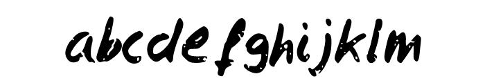 IsaacScript2 Font LOWERCASE
