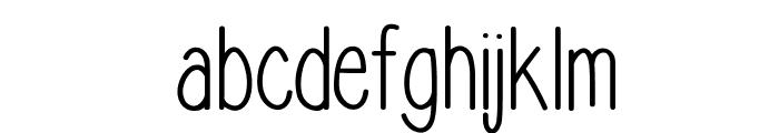 Isabelle Layne Bold Font LOWERCASE