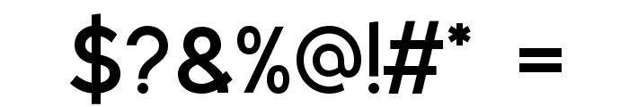 IshottheSerif Font OTHER CHARS
