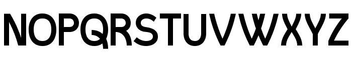 IshottheSerif Font UPPERCASE
