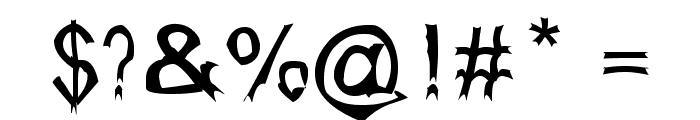 Isogul Font OTHER CHARS