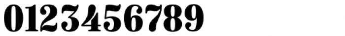 Isabel SemiCondensed Unicase Black Font OTHER CHARS