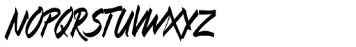 Isara Font UPPERCASE