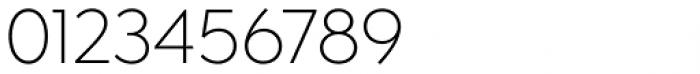 Isidora Sans Alt Light Font OTHER CHARS