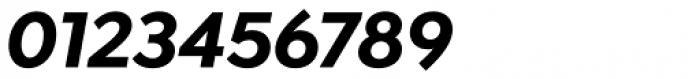 Isidora Sans Bold Italic Font OTHER CHARS