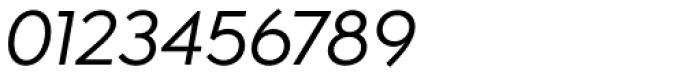 Isidora Sans Medium Italic Font OTHER CHARS