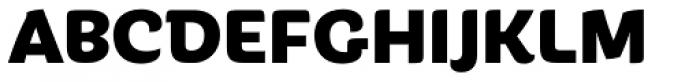 Iskra UltraBold Font UPPERCASE