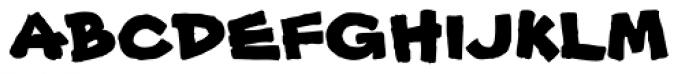 Islander BT Roman Font LOWERCASE