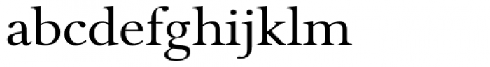 Isolde Font LOWERCASE