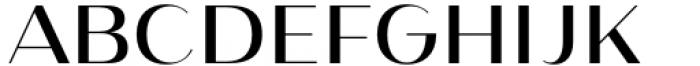 Istanbul Type 500 Regular Font UPPERCASE