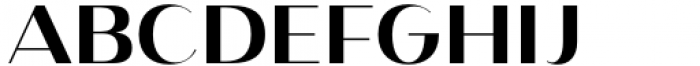 Istanbul Type 700 Medium Font UPPERCASE