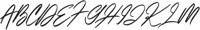 Italian Horskey otf (400) Font UPPERCASE