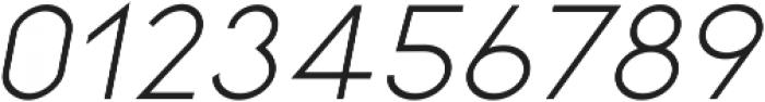 Itallic ttf (400) Font OTHER CHARS