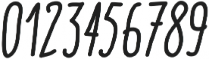 Italo Medium otf (500) Font OTHER CHARS