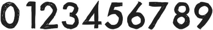 ItsaSketch otf (400) Font OTHER CHARS