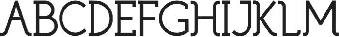 Itsmine ttf (400) Font UPPERCASE