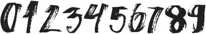 iTalian-o Regular ttf (400) Font OTHER CHARS