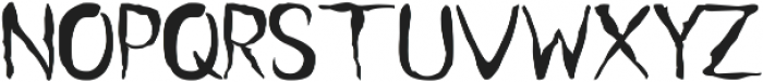 it font ttf (400) Font LOWERCASE