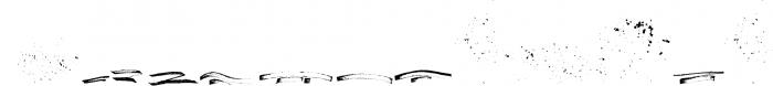 ITALIANO Brush Font +Extras 2 Font LOWERCASE