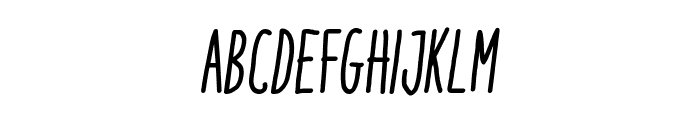 Italo Medium Italic Font UPPERCASE