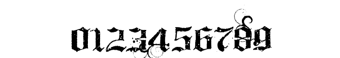 Ithorn Font OTHER CHARS