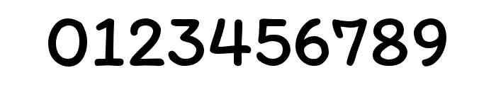 Itim-Regular Font OTHER CHARS
