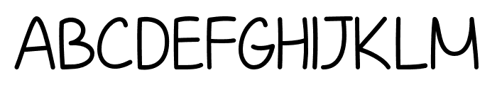 ItisDefinitelyPossible Font UPPERCASE
