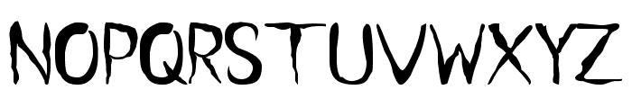 it font Font UPPERCASE