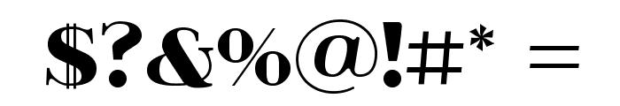 itsadzoke Font OTHER CHARS
