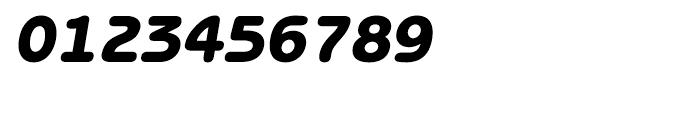 ITC Benguiat Gothic Heavy Oblique Font OTHER CHARS