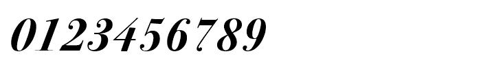 ITC Bodoni 72 Swash Bold Font OTHER CHARS