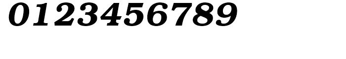 ITC Bookman Demi Italic Font OTHER CHARS