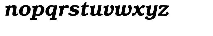 ITC Bookman Demi Italic Font LOWERCASE