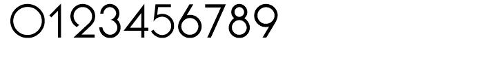 ITC Busorama Medium Font OTHER CHARS