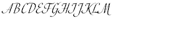 ITC Cali Regular Font UPPERCASE