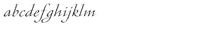ITC Cali Regular Font LOWERCASE