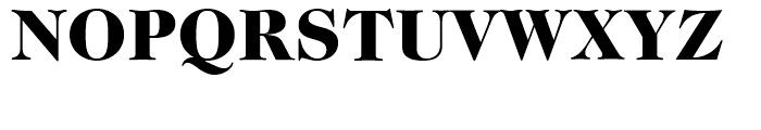 ITC Caslon No 224 Black Font UPPERCASE