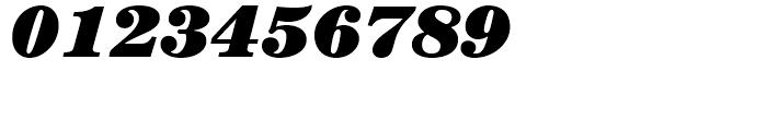 ITC Century Ultra Italic Font OTHER CHARS