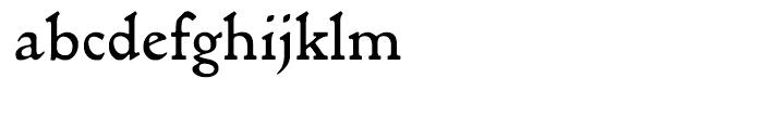ITC Golden Type Original Font LOWERCASE