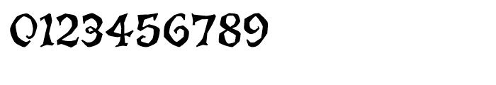ITC Jiggery Pokery Regular Font OTHER CHARS