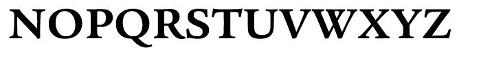 ITC Legacy Serif Bold Font UPPERCASE